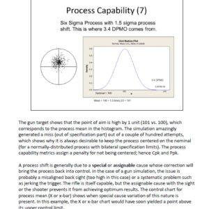 Sample slide, process capability